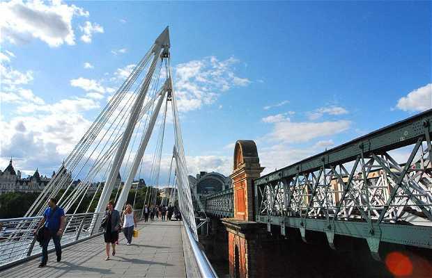 Jubilee Golden Bridge