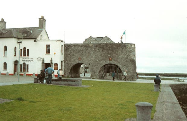Arco Spagnolo di Galway