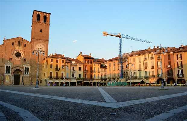 Plaza de la Vittoria