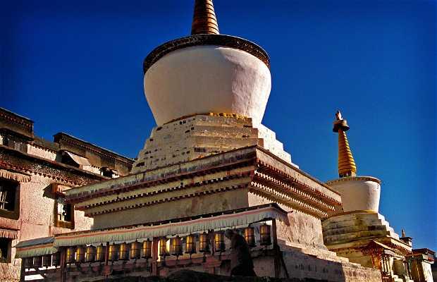 Tashilunpo, la morada del Panchem Lama
