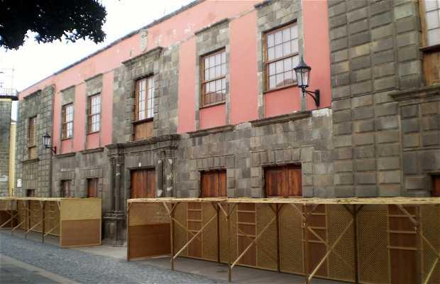 Casa Palazzo dei Conti della Gomera a Garachico