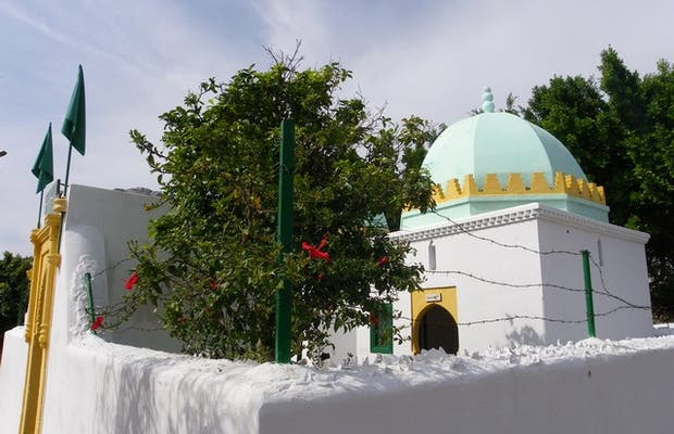 Mausoleo Sidi Bouhaja