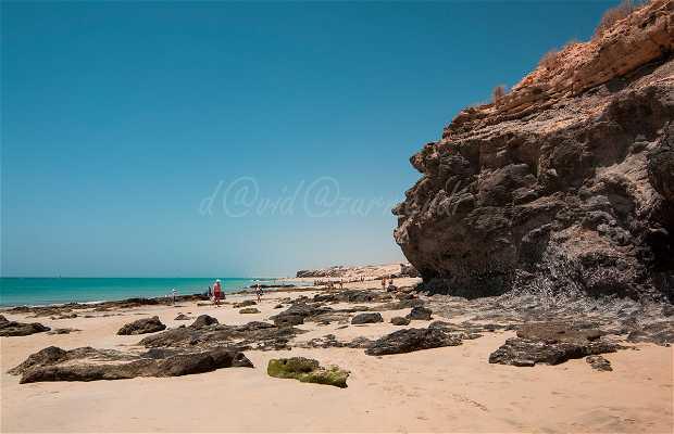 Playa de Piedras Caídas