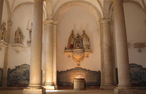 Sala de los Reyes del Monasterio de Alcobaça