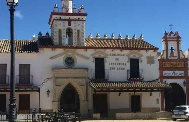 Iglesia d'El Rocio