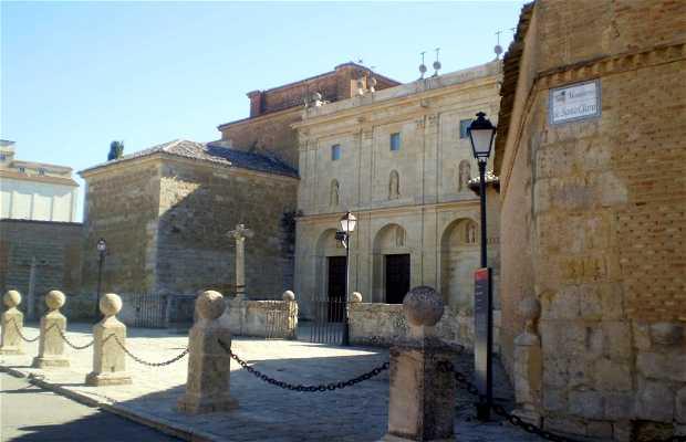 Real Monasterio de Santa Clara a Carrión de los Condes