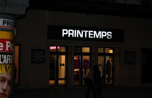 Centro comercial Printemps République