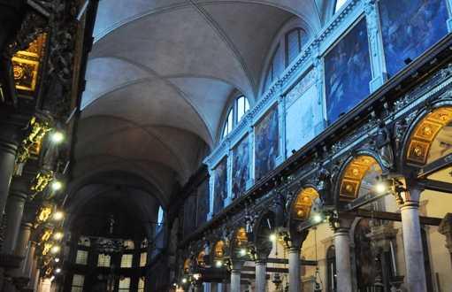 Église Santa Maria dei Carmini