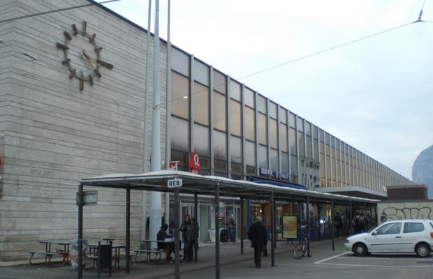 Estación de Grenoble