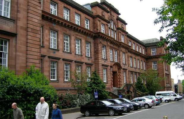 Universidad de Dundee