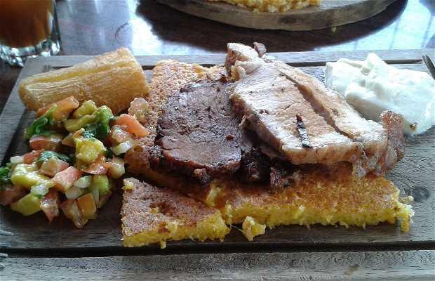 Restaurant El Corral de Miranda