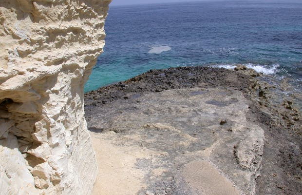 Ghajn Barrani Cliff
