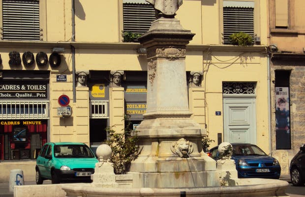 Estatua de Jean Pierre Pleney