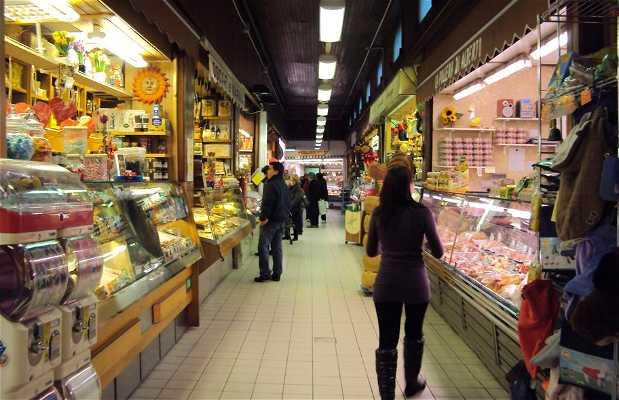 Mercado cubierto Wagner