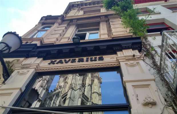 Xaverius Eetcafe