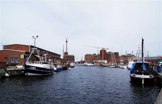 El puerto de Wismar