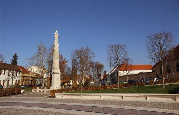 Plaza Kossuth Tér