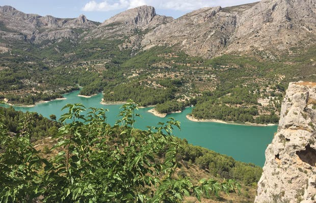Barrage de Guadalest