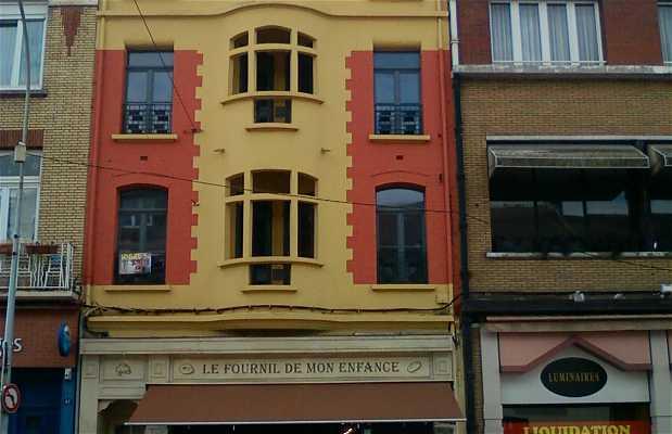 Restaurant Le fournil de mon enfance