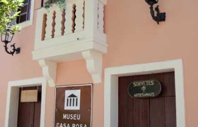 Museu Casa Rosa
