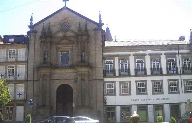 Iglesia de la Misericordia - Igreja da Misericordia