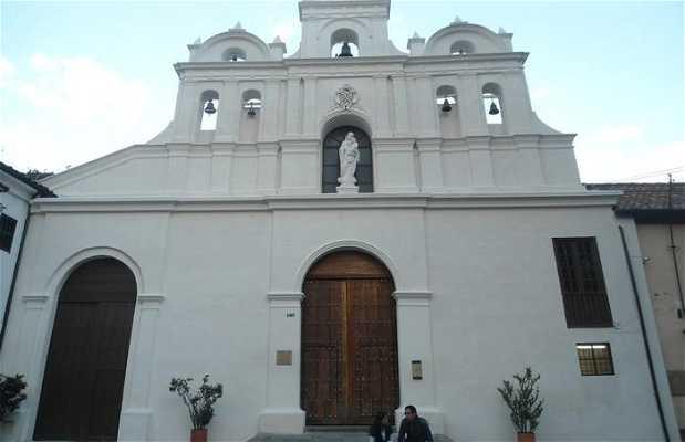 Iglesia y Convento de Nuestra Señora de las Aguas