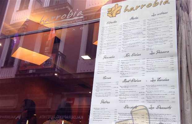 Restaurante Harrobia