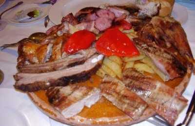Parrilla restaurante Buenos Aires