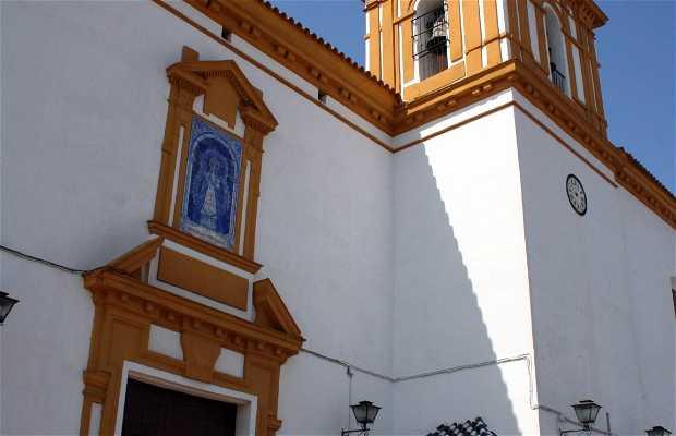 Iglesia Santa María de Gracia, Gelves