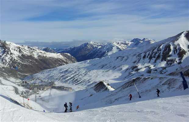 Grandvalira Ski Resort
