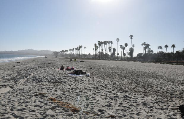 Cabrillo's Beach