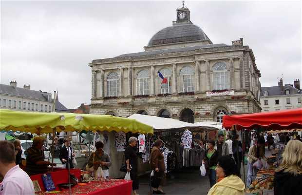 Marché de Saint-Omer