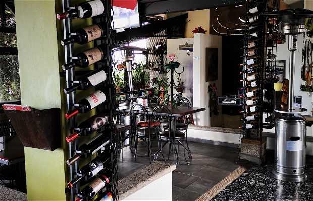 Restaurante Leño y Carbón - Santo Domingo
