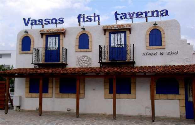 Restaurante Vassos Fish Taverna