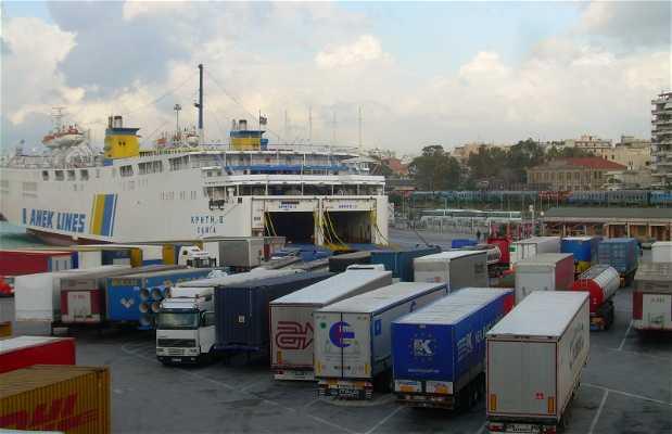 Puerto de Patras