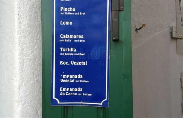 Restaurant Bodeguita El Pulpo
