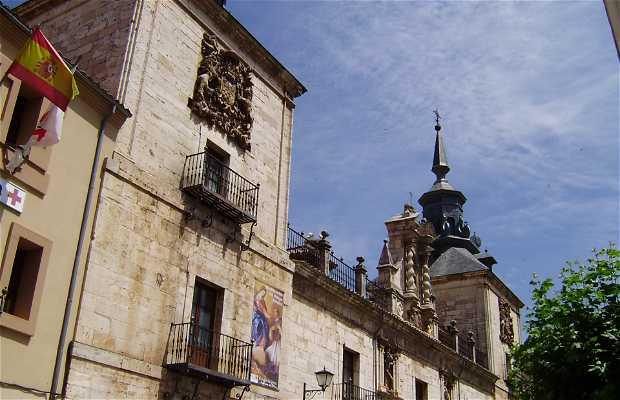 Capilla del antiguo Hospital de San Agustín