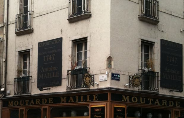 Ancien quartier de Dijon