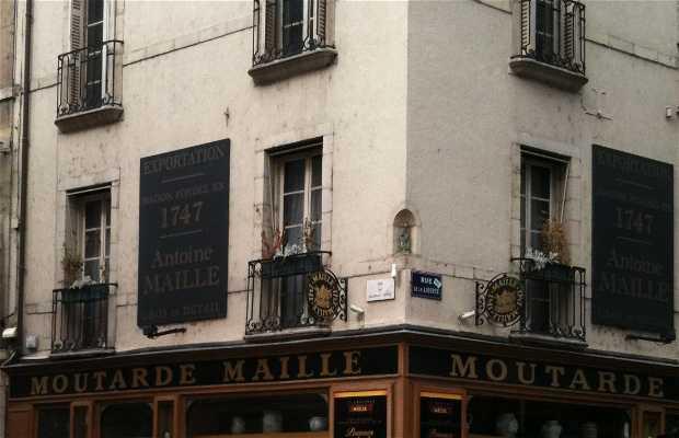 Dijon Old Town