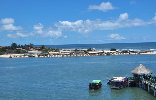 Barra de Ceara Beach