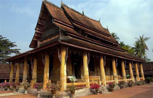 Wat Si Saket a Ventiane