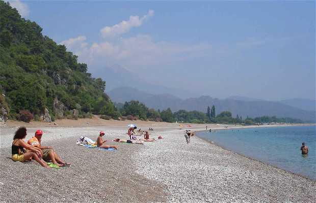 Playa de Olympus
