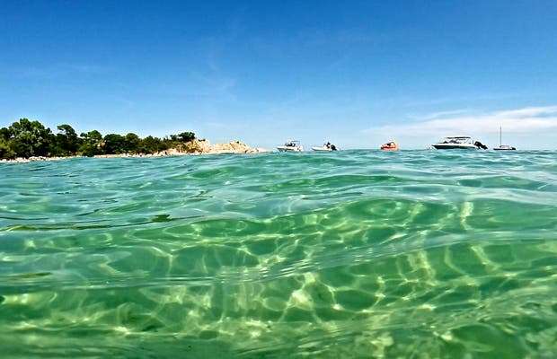Plage de canella sari solenzara 2 exp riences et 9 photos - Office tourisme solenzara ...