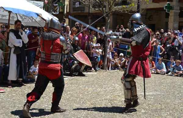Jornadas Medievales de Briones