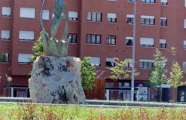 Monumento a los artistas palentinos