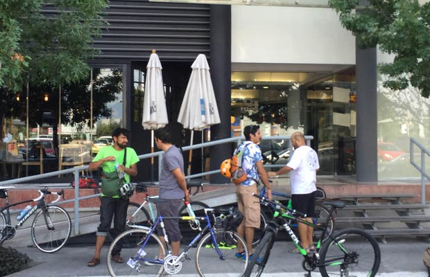 Beer Bike Tour