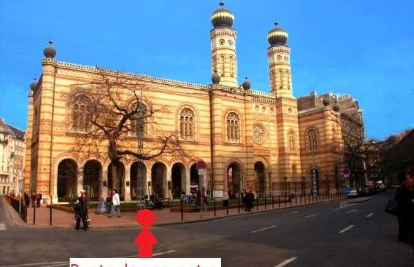 Museo Judio de Budapest