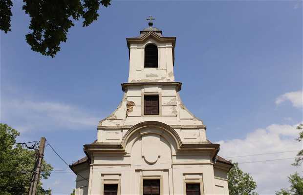 Templo de San Juan Nepomuceno