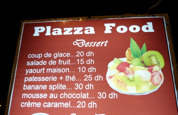 Restaurante Plazza Food