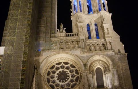 The night cathedral